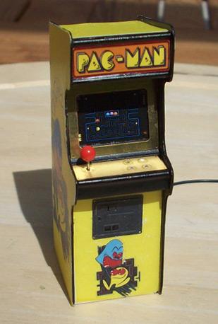 Accessoires diorama : la borne d'arcade au 1:25 15