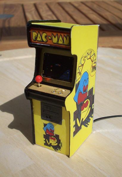 Accessoires diorama : la borne d'arcade au 1:25 18