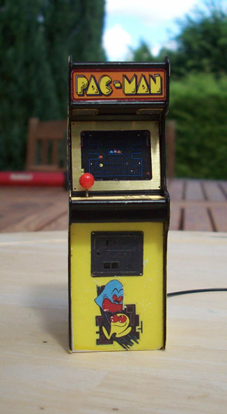 Accessoires diorama : la borne d'arcade au 1:25 19