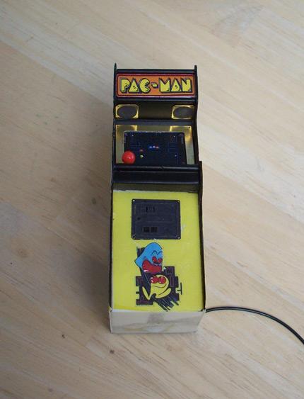 Accessoires diorama : la borne d'arcade au 1:25 20