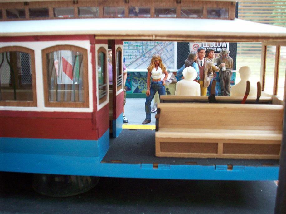 Un vieux truc : la station de tramway 29