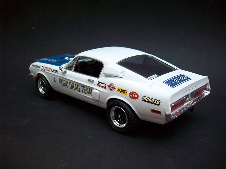 Ford drag team 1969 5
