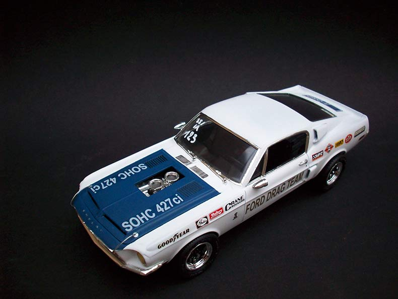 Ford drag team 1969 6