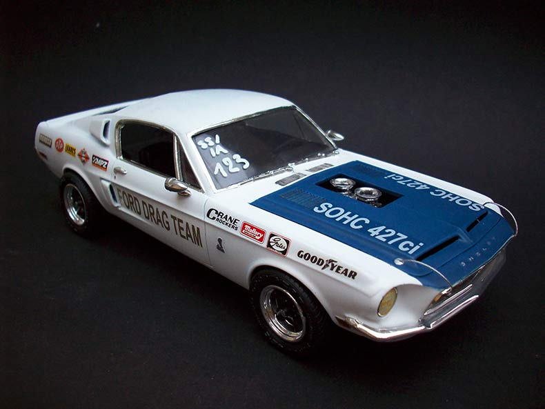 Ford drag team 1969 7