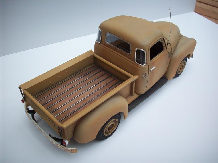 Pickup Chevy 50  21