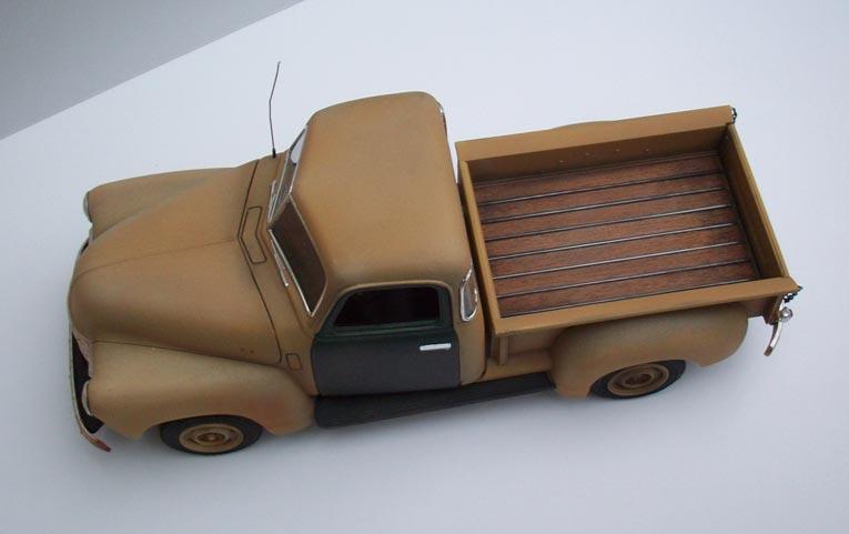 Pickup Chevy 50  23