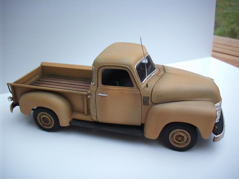 Pickup Chevy 50  24