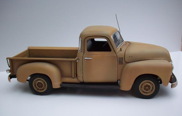 Pickup Chevy 50  26