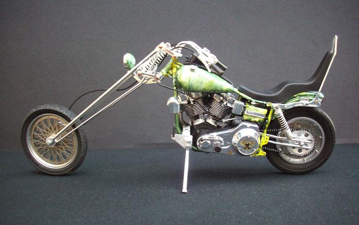 Restauration Chopper 8