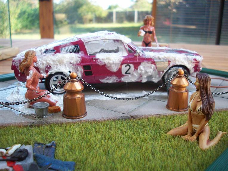 Sexy car wash 53