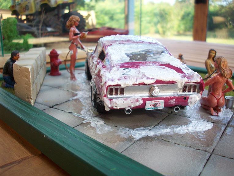 Sexy car wash 54