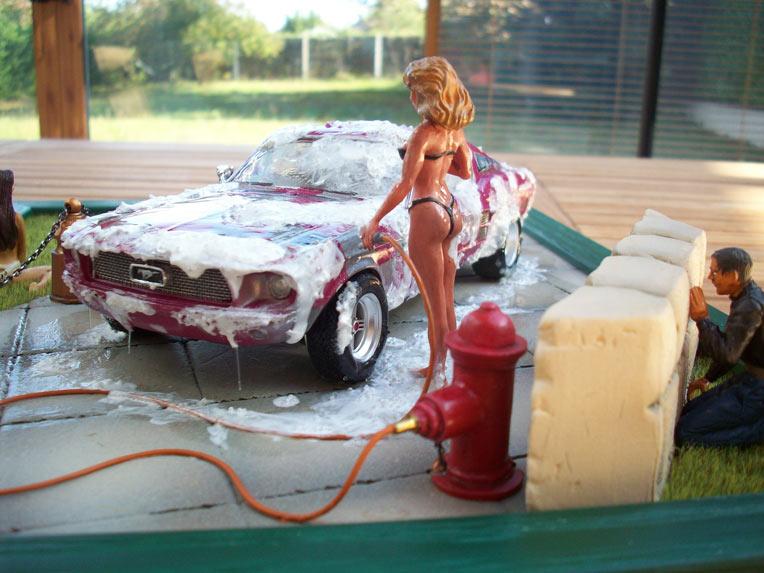Sexy car wash 57