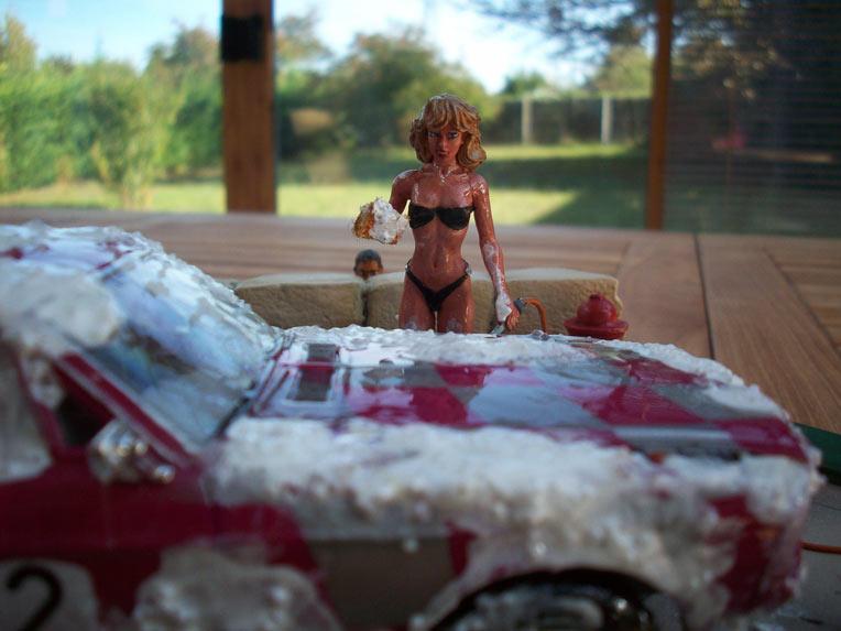 Sexy car wash 58