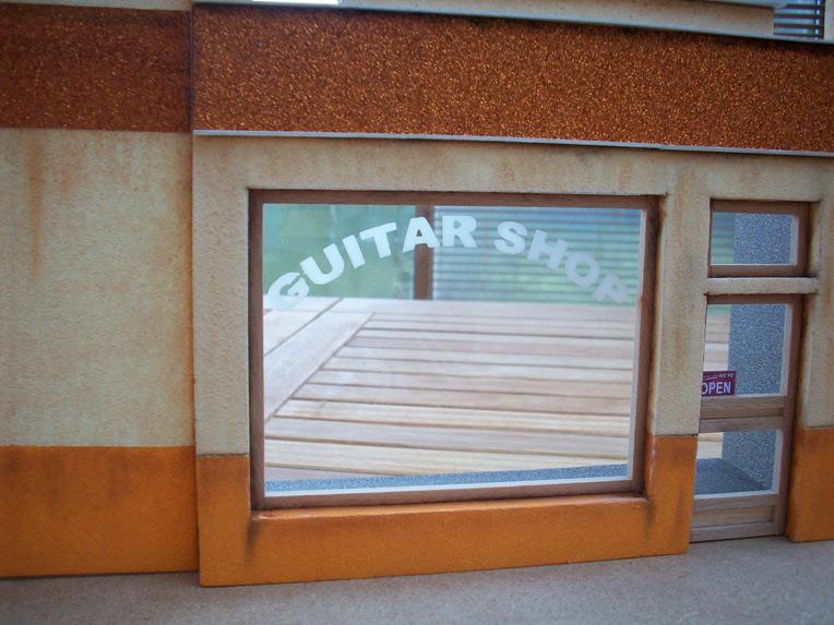 Le Guitar Shop 12