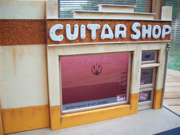 Le Guitar Shop 16