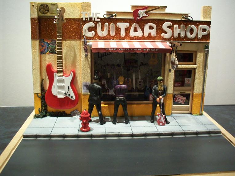 Le Guitar Shop 22