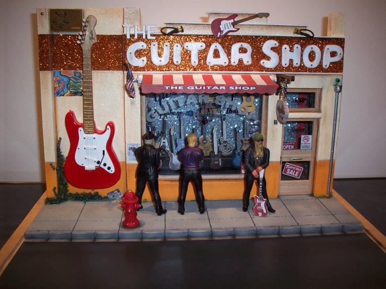 Le Guitar Shop 23