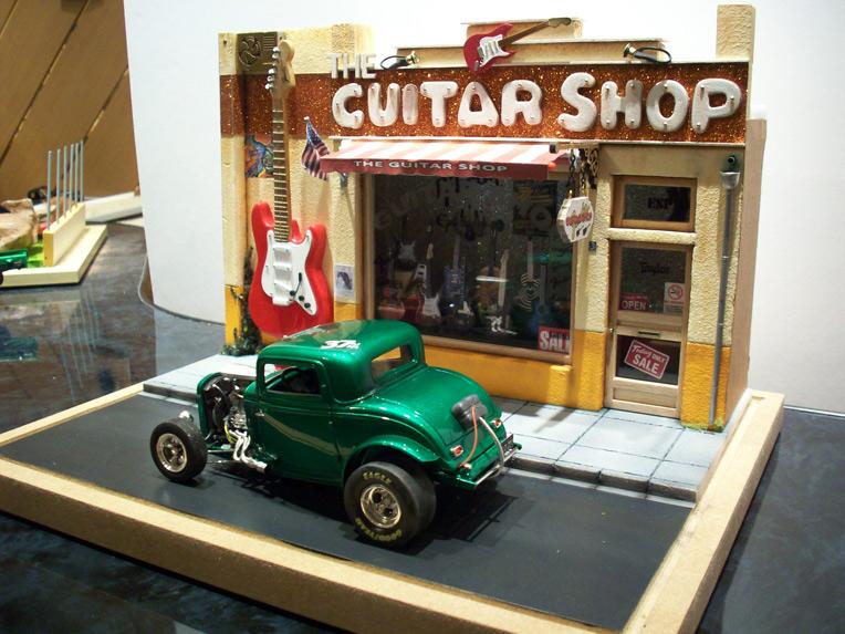 Le Guitar Shop 24