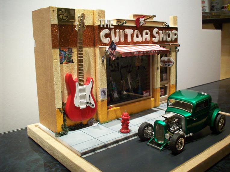Le Guitar Shop 25