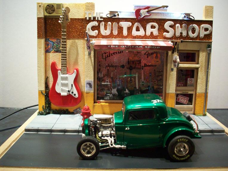 Le Guitar Shop 27