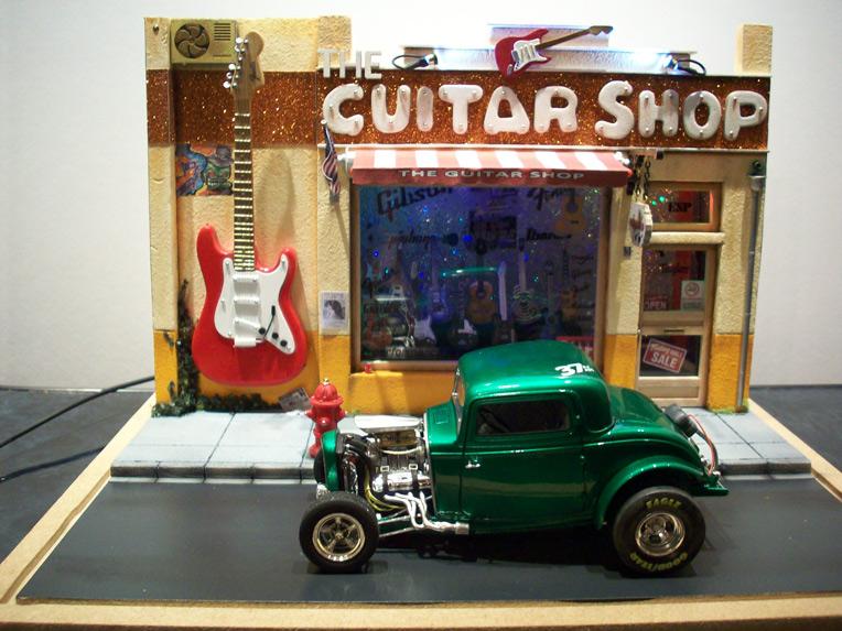 Le Guitar Shop 28