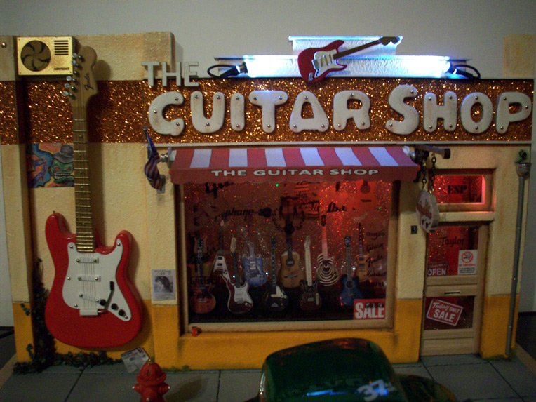 Le Guitar Shop 30