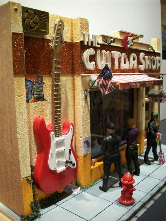 Le Guitar Shop 37