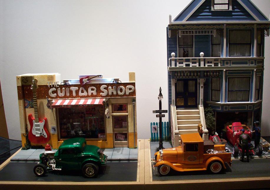 Le Guitar Shop 38