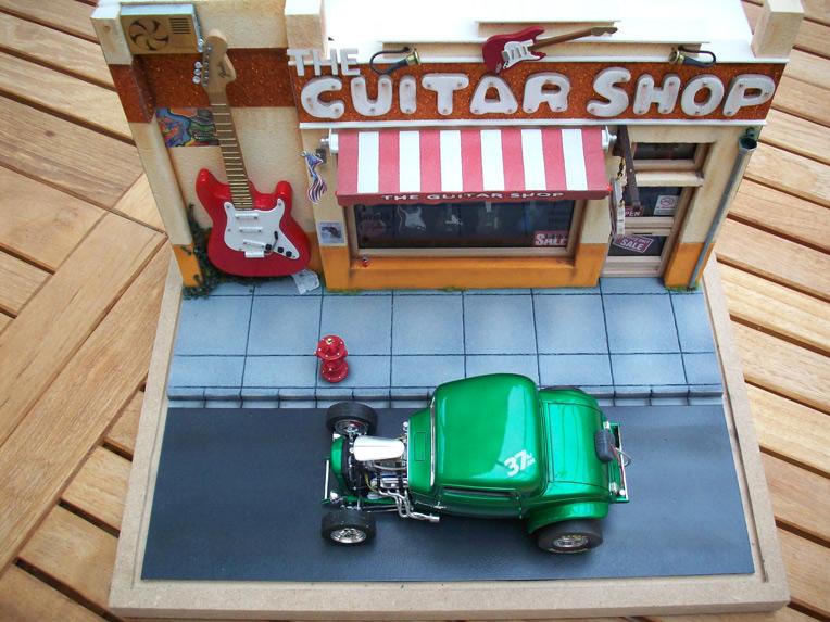 Le Guitar Shop 40