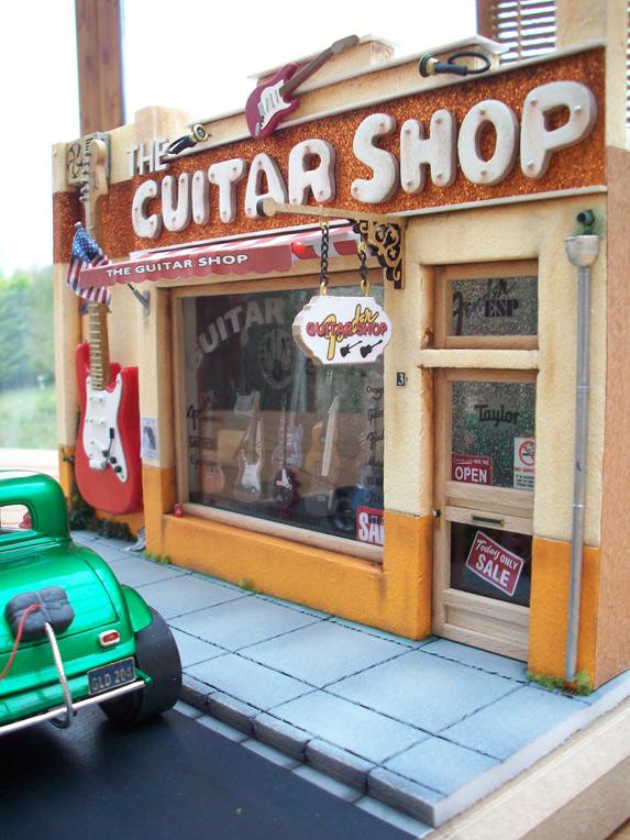 Le Guitar Shop 41
