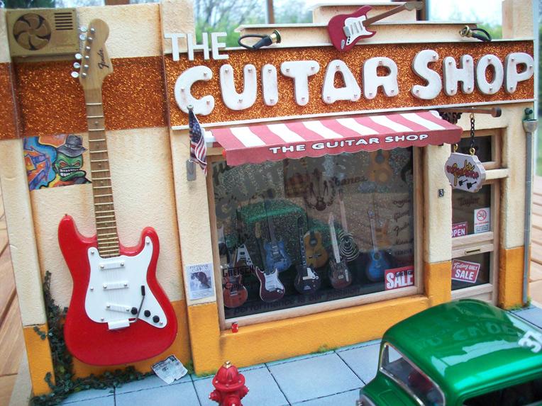 Le Guitar Shop 43