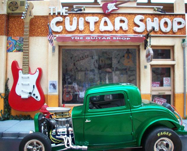 Le Guitar Shop 44