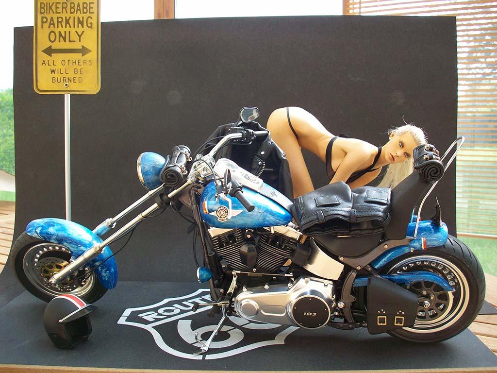 1:6 Harley Davidson Fat Boy Lo (1) - Page 9 100