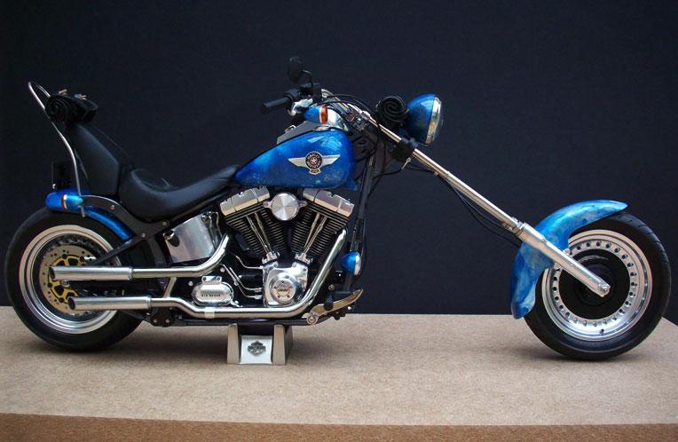 1:6 Harley Davidson Fat Boy Lo (1) - Page 7 66