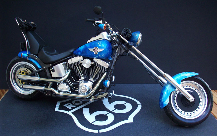1:6 Harley Davidson Fat Boy Lo (1) - Page 8 70
