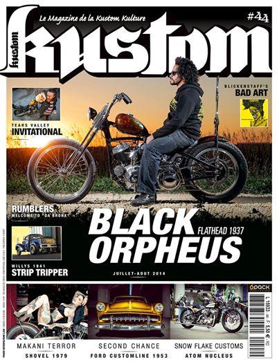 Kustom Magazine #44 Couv44