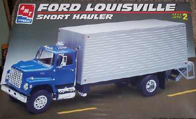 Ford Louisville ferrailleur [WIP] 0