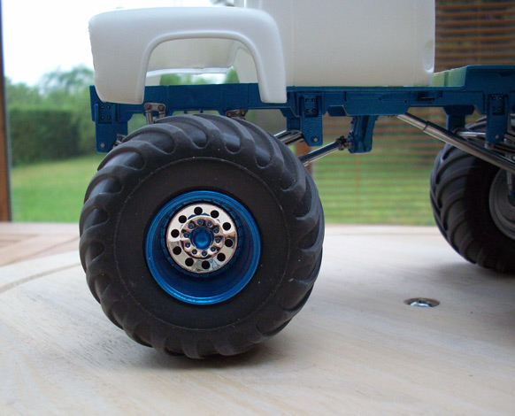 Ford F100 Monster Truck 14