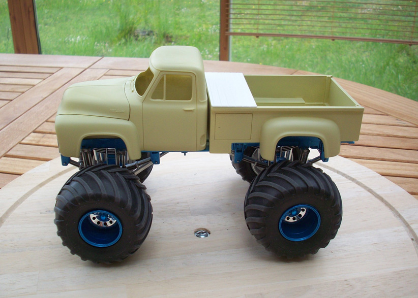 Ford F100 Monster Truck 19