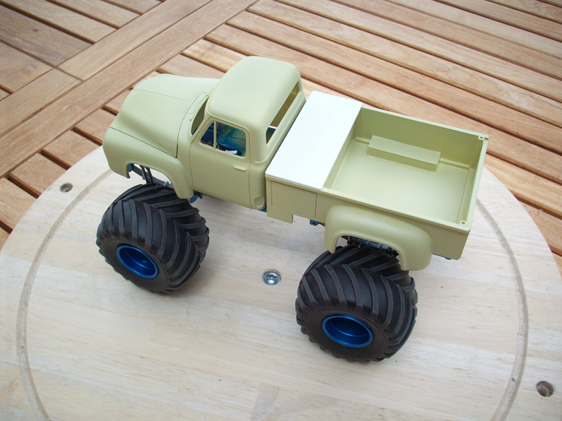 Ford F100 Monster Truck 20