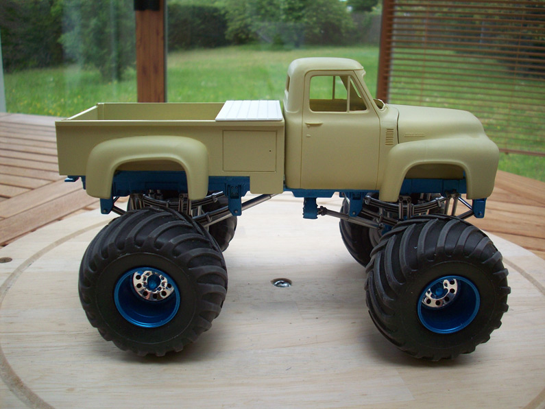 Ford F100 Monster Truck 21