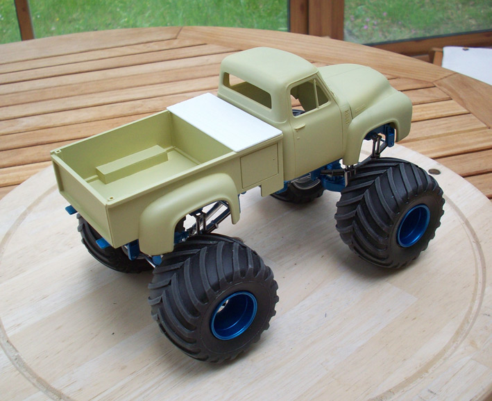 Ford F100 Monster Truck 22