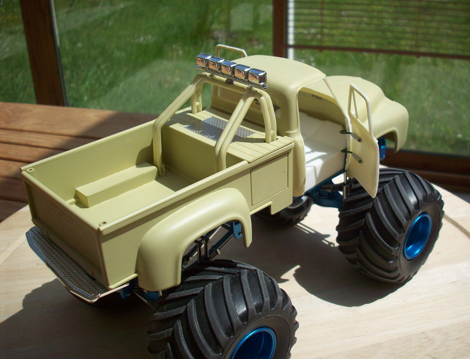 Ford F100 Monster Truck 34