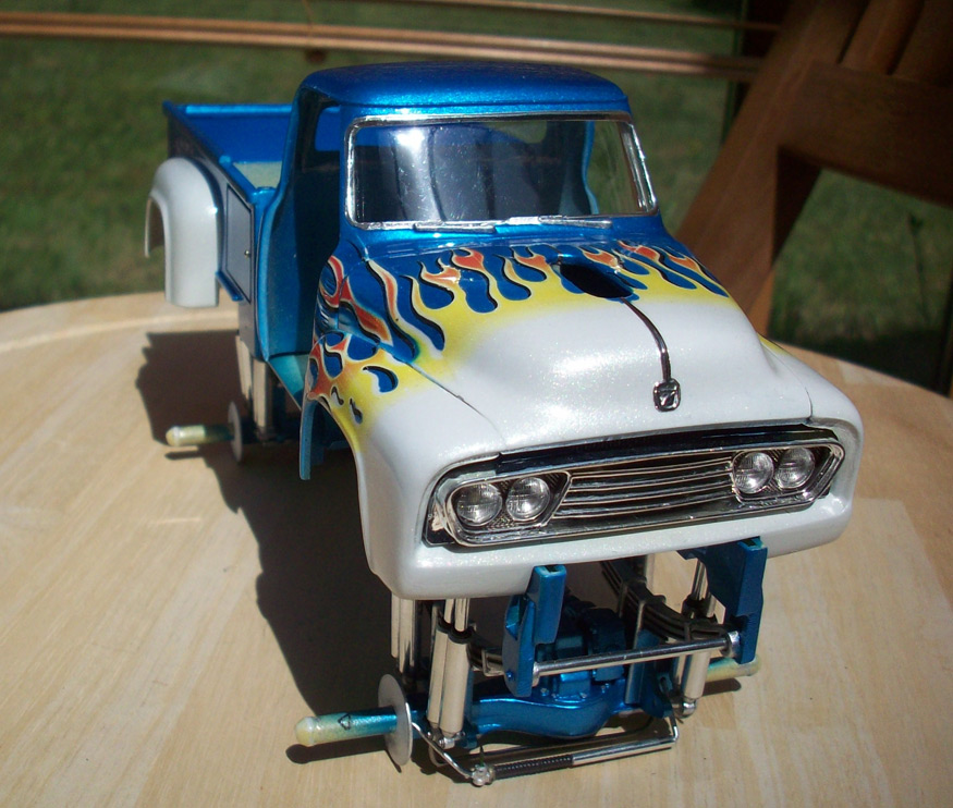 Ford F100 Monster Truck 66
