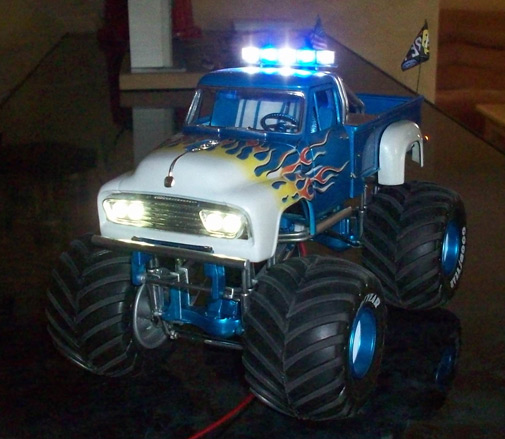 Ford F100 Monster Truck 94