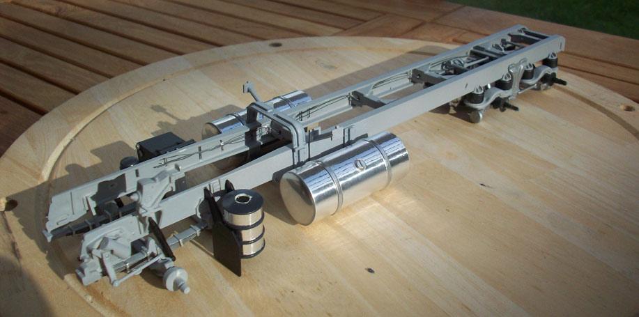 Kenworth Aerodyne porteur 7
