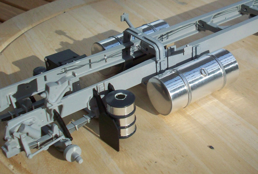 Kenworth Aerodyne porteur 9