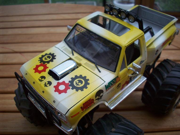 Un autre vieux truc : Motorstorm 403