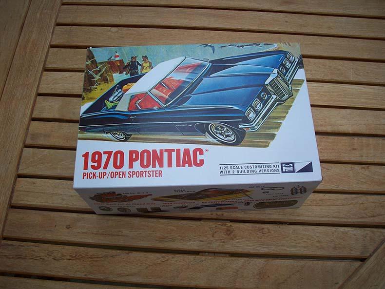 Pontiac Bonneville 1970 1