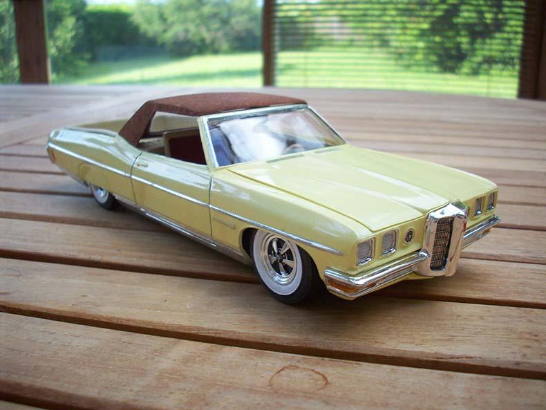 Pontiac Bonneville 1970 12